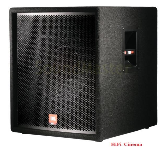 JBL JRX118S Professional компактный суб-бас