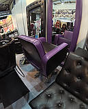 Кресло парикмахерское JUSTINE, фото 3