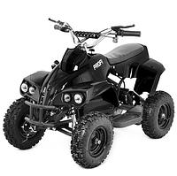 Квадроцикл детский  Profi HB-EATV 800C-2, черный 1-30 км\ч до 100 кг