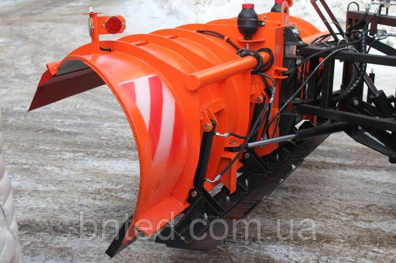 Дорожня комбінована машина (зима+літо) МДКЗ-18 на шасі МАЗ-6312 - фото 3