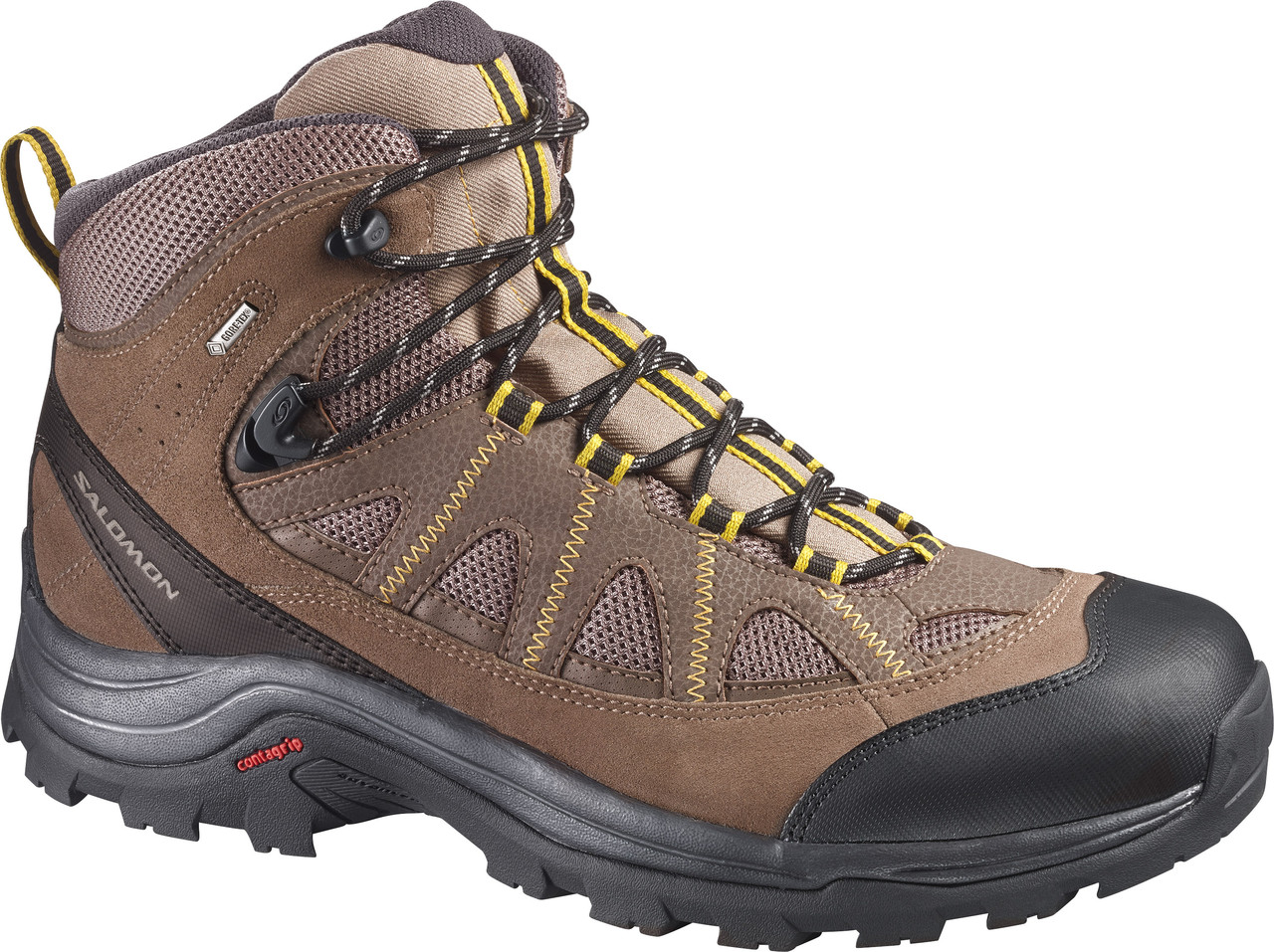 Ботинки Salomon AUTHENTIC LTR GTX SHREW/BURRO/RAY (MD)