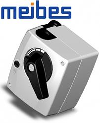 Электрический трех позиционный сервопривод 220 В Meibes (66341)