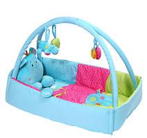 Розвиваючий коврик BabyOno Hippo
