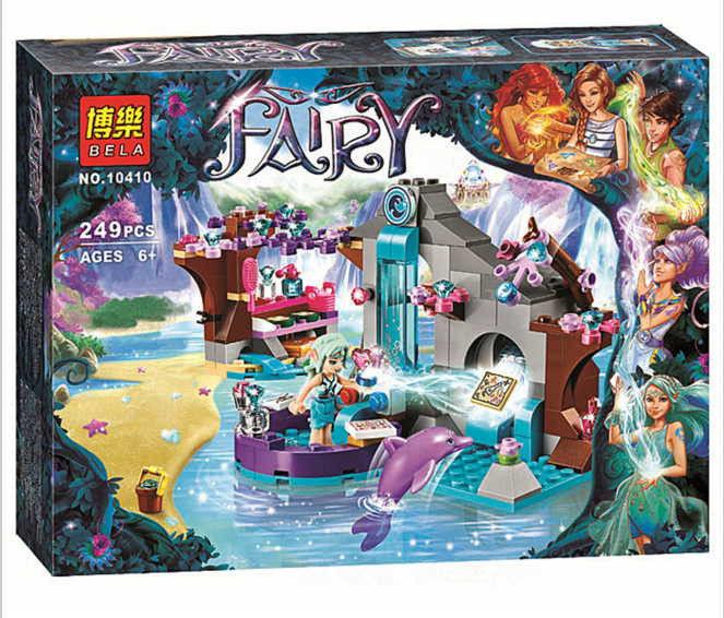 Конструктор Bela 10410 Fairy Спа-салон Наиды 249 деталей