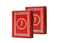 Подарочное издание в 2х томах (Анна Ахматова, Александр Блок)
