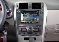 Штатная магнитола для Toyota Corolla 2007+ android