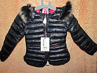 АКЦИЯ. Куртка для девочки рост 104 см Португалия