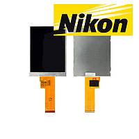 Дисплей (LCD) для цифрового фотоаппарата Nikon S710, оригинал