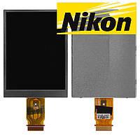 Дисплей (экран) для цифрового фотоаппарата Nikon S230, оригинал