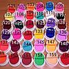Набор цветные гели 36 шт/ Гель СОСО набором 36 штук