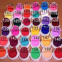 Набор цветные гели 36 шт/ Гель СОСО набором 36 штук , фото 1