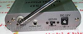 MD-40 предусилитель, автомобильный MP3 проигрыватель, FM ресивер c USB SD картридером, фото 2