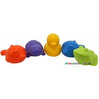Набор игрушек Водная компания 5 шт Baby Team 8853
