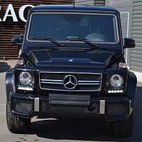 Передний бампер на Mercedes-Benz G-class W463
