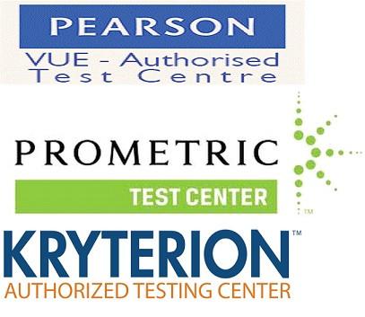 Международная сертификация в АТЦ (ATC) VUE, Prometric, Kryterion Харьков