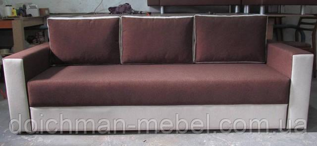 Качественные раскладные диваны для ежедневного сна Еврокнижка купить у производителя в Украине