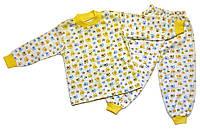 Пижама детская р.1,2,3,4 года.
