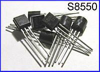 S8550D, транзистор, p-n-p.
