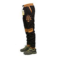Теплые подростковые брюки байка одежда на мальчиков Турция  2204P