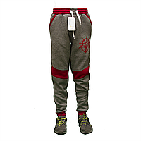 Теплые lдетские брюки байка по низким ценам  2204D
