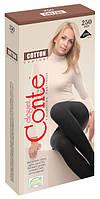 Колготки жіночі хлопкові Conte Cotton 250 (Конте Котон 250 ден), розмір 2-4, Білорусія