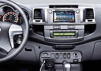 Штатная магнитола для Toyota Hilux 2012+ android