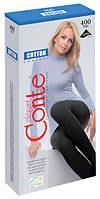 Колготки жіночі хлопкові Conte Cotton 400 Den (Конте Котон 400 ден), розмір 5,6, Білорусія