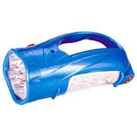 Аккумуляторный фонарь YAJIA YJ-2812, универсальный бытовой фонарик, переносной фонарь