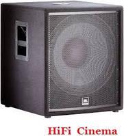 JBL JRX218S Professional компактный суб-бас