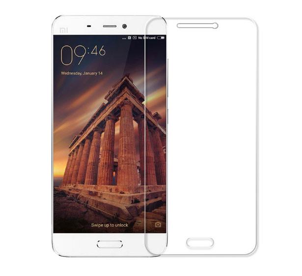 Закаленное защитное стекло для Xiaomi Mi5