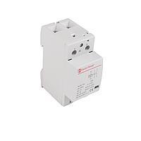Контактор модульный 40А 2 контакта 230V ElectroHouse