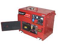BDG7000E-ATS-SILENT- Генератор дизельный 6,5 кВт BULAT