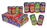 Жевательная резинка в баночках Soda Candy 24 шт