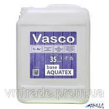 Грунт антисептик Vasco base AQUATEX, 10л