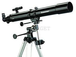 Телескоп Celestron PowerSeeker 80 EQ, рефрактор