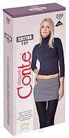 Колготки жіночі хлопокові низька талія Conte Cotton Top 250 Den (Конте Котон Топ 250 ден), Білорусія