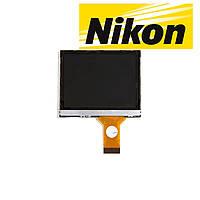 Дисплей (LCD) для цифрового фотоаппарата Nikon L12, оригинал