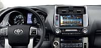 Штатная магнитола для Toyota Prado (Land Cruiser 150) 2010+ android