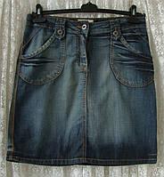 Юбка джинсовая модная LOGG р.44-46 7214а