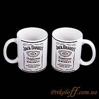 "Чашка ""Jack Daniels"", керамика"