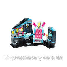 Конструктор Mega Bloks Комната Фрэнки Monster High CNF81 , фото 3