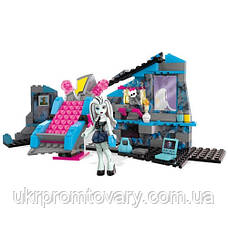Конструктор Mega Bloks Комната Фрэнки Monster High CNF81 , фото 3