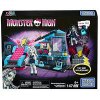 Конструктор Mega Bloks Комната Фрэнки Monster High CNF81