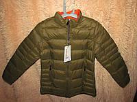 АКЦИЯ.Курточка для мальчика рост 132 Португалия