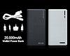Wallet Pover Bank 16000 mAh