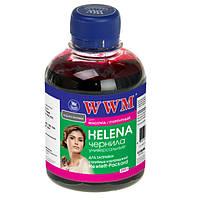 Чернила wwm helena для hp 200г magenta Водорастворимые (hu/m) с расширенной совместимостью