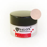 Акриловая пудра камуфлирующая (персиковая)  Salon Professional 20гр (США)