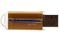 Блютуз адаптер для ПК HK-750: USB 2.0, 2,1 Мбит/с, 2.4-2.4835 ГГц, радиус 10 м, Bluetooth 2.0