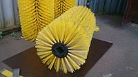 Щетка цилиндрическая (к50*50)х450х750 ЩЦП 1,5 м. Полипропилен; Металлп