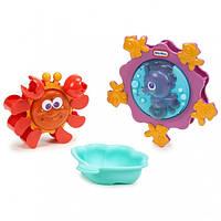 Little Tikes Игровой набор Мерцающий океан для игры в ванной